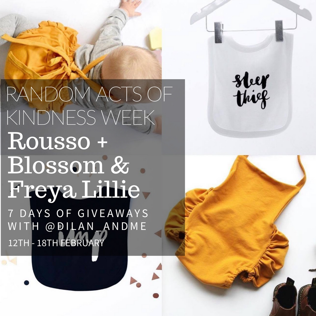 Win Rousso and Blossom and Freya Lillie