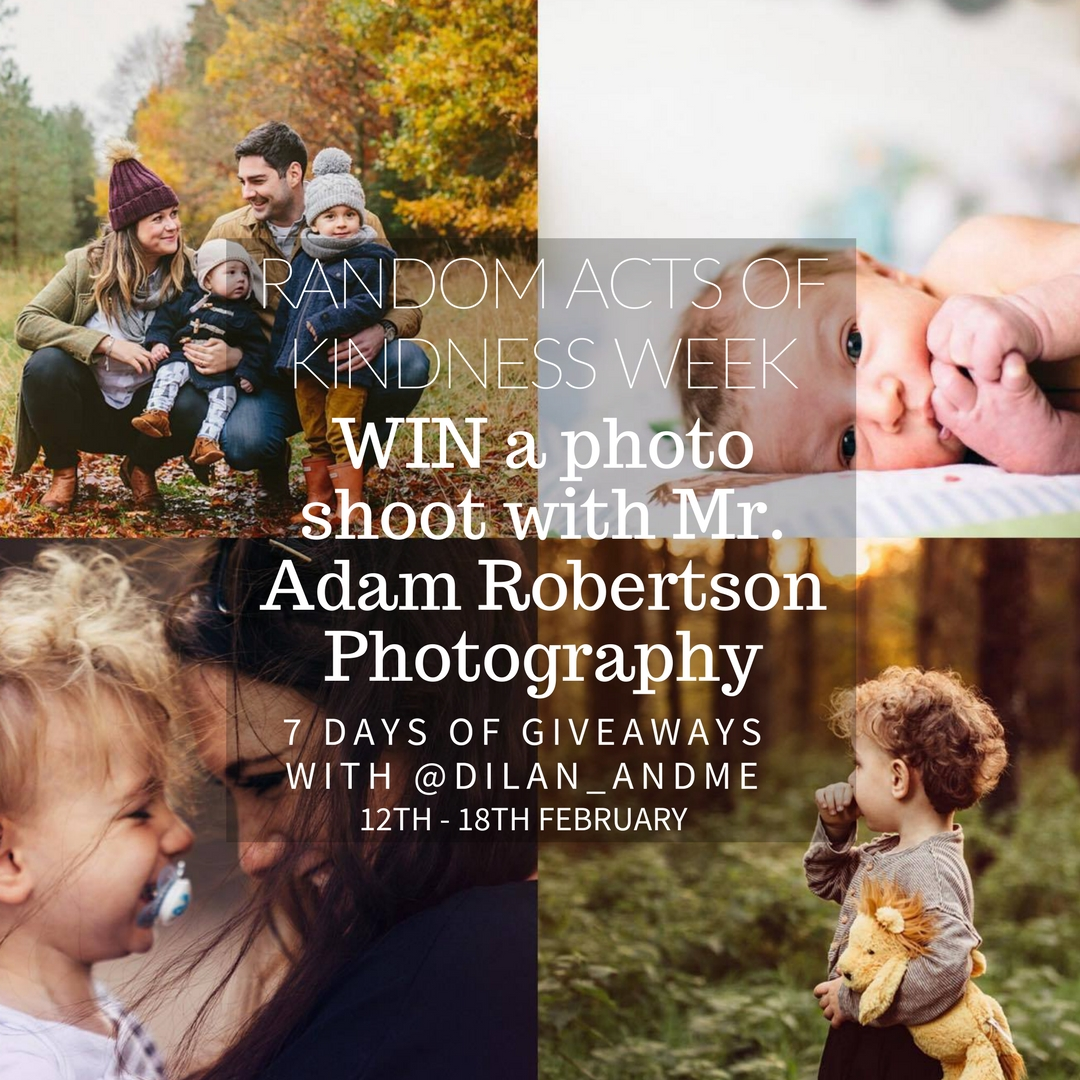 win with Mr. Adam Robertson Photography