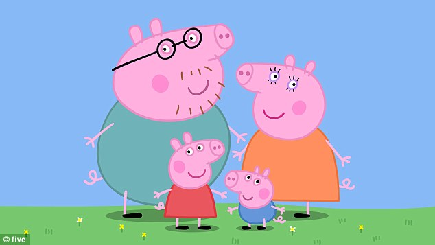 Where are Daddy Pig's parents? 40 Questions You'll Ask Yourself While Watching Kids TV