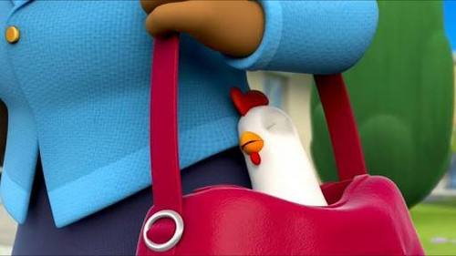 Chicken Letter - Why?! 40 Questions You'll Ask Yourself While Watching Kids TV