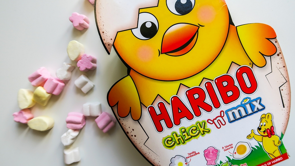 Haribo Dairy Free Easter
