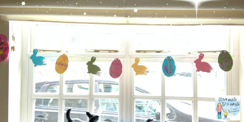 Easter Crafts - Hannah Spannah