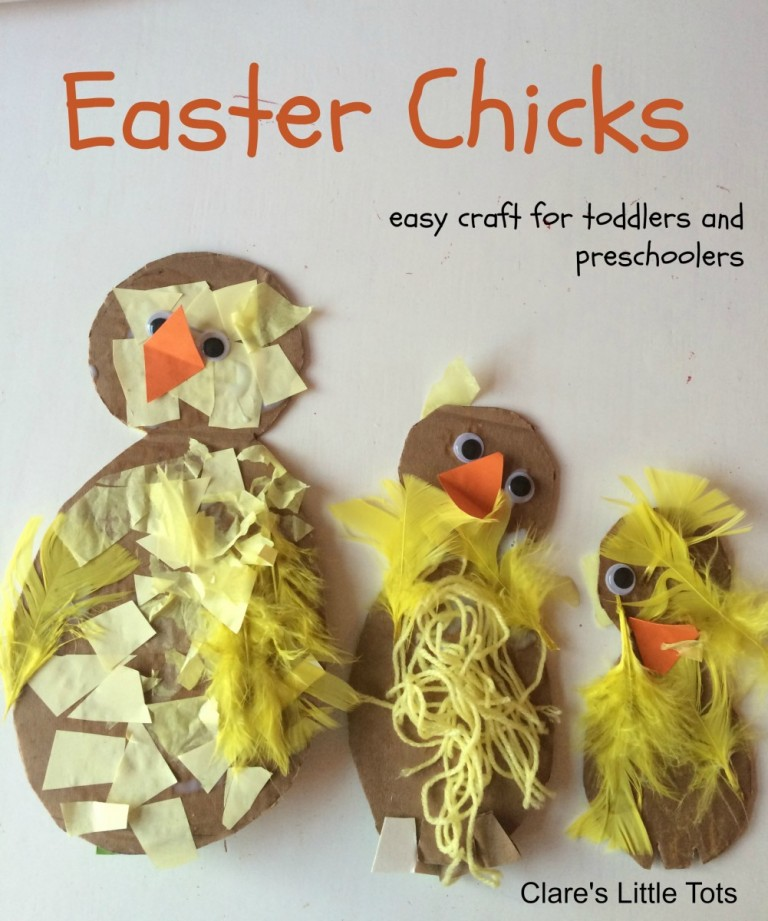 Easter Crafts - Clare's Little Tots
