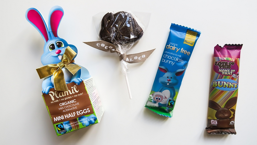 Plamil Dairy Free Easter