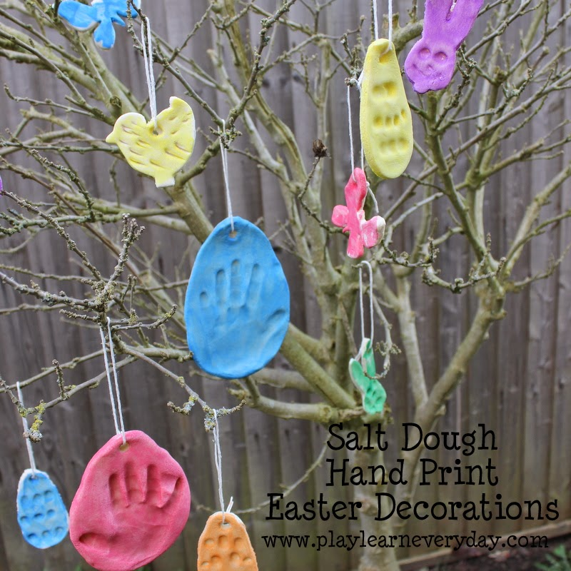 Easter Crafts - Play Learn Everyday