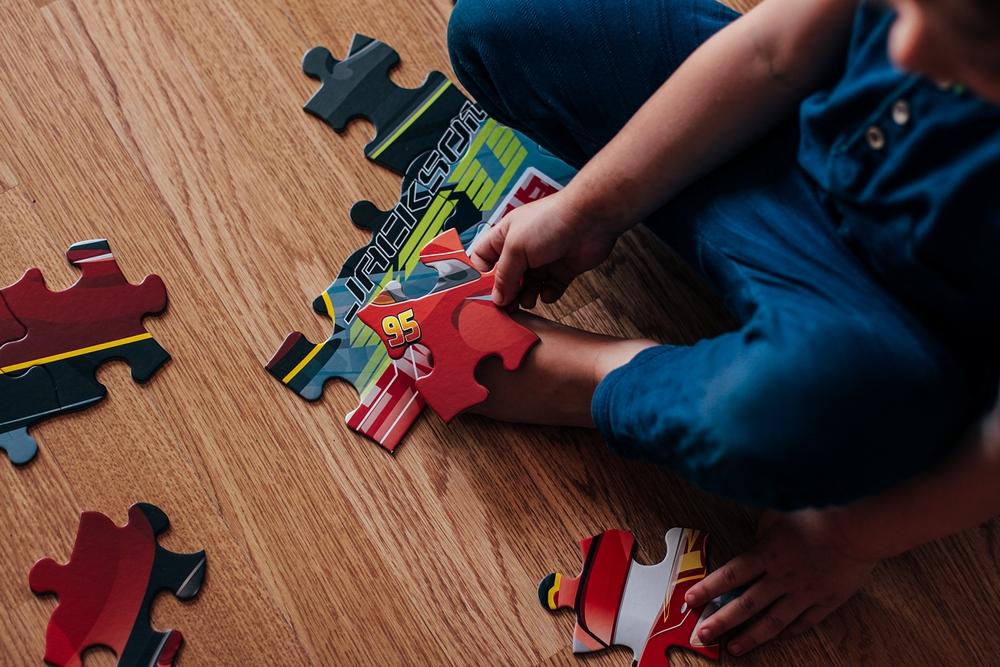 Review: Ravensburger Disney Cars 3 Giant Floor Puzzle ...