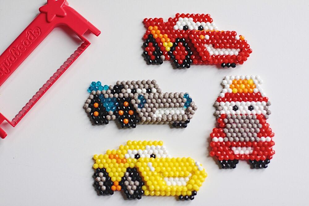Review Aquabeads Cars 3 Playset Dilan And Me