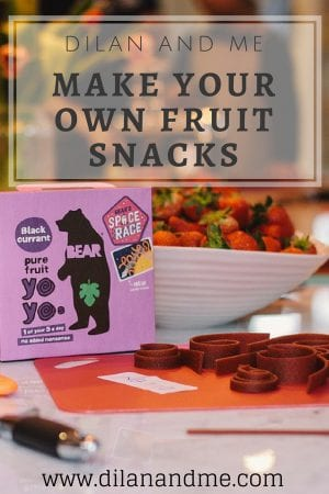 Make your own fruit snacks, just like BEAR Yoyos! All you'll need is some fruit, a decent blender, a tray and an oven. Find the whole method here and some great tips on encouraging healthy snacking habits in kids. See more at dilanandme.com